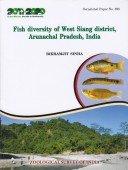 Fish diversity of West Siang District, Arunachal Pradesh, India