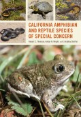 California Amphibian and Reptile Species of Special Concern
