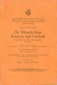 Die Schmetterlinge Kärntens und Osttirols