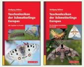 Taschenlexikon der Schmetterlinge Europas. Alle Tagfalter im Porträt & Die häufigsten Nachtfalter im Porträt – 2 Bände
