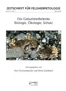 Die Geburtshelferkröte  Biologie, Ökologie, Schutz