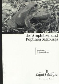 Atlas und Rote Liste der Amphibien und Reptilien Salzburgs