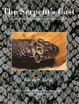 The Serpent's Cast - A Guide to the Identification of Shed Snake-Skins