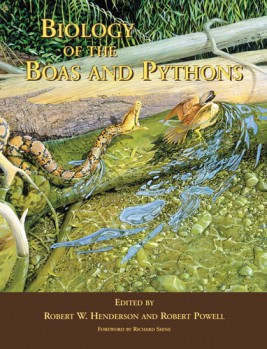 Biology of Boas and Pythons