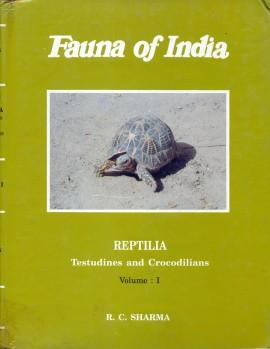 Fauna of India Reptilia Vol. I - Testudines and Crocodilians