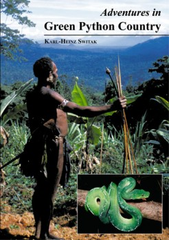 Adventures in Green Python Country