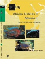 Reference fish of the world, Band 17 African Cichlids III Malawi II