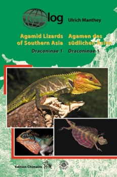 Terralog 7A Agamid Lizards of Southern Asia. Draconinae 1