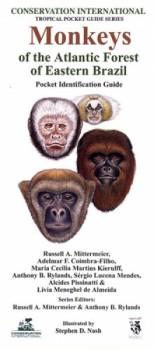 Monkeys of the Atlantic Forest of eastern Brazil - Pocket Identification Guide
