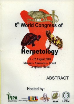 6th World Congress of Herpetology Abstract