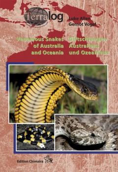 Terralog Vol. 18: Venomous Snakes of Australia and Oceania