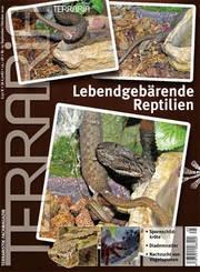 25 Lebendgebärende Reptilien