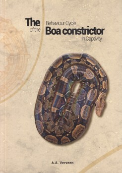The Behaviour Cycle of the Boa constrictor in Captivity