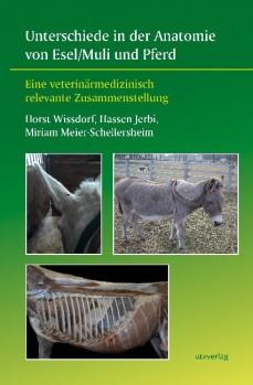 Unterschiede in der Anatomie von Esel/Muli und Pferd - Eine veterinärmedizinisch relevante Zusammenstellung