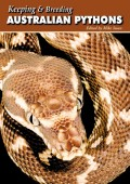 Keeping and Breeding Australian Pythons