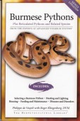 Burmese Pythons plus Reticulated Pythons and Related Species