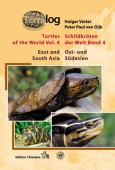 Terralog 4 Turtles of the World, Vol. 4, South and East Asia