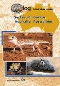 Terralog 10 Geckos of  Australia