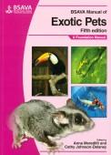 BSAVA Manual of Exotic Pet - A Foundation manual