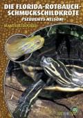 Die Florida-Rotbauch-Schmuckschildkröte Pseudemys nelsoni