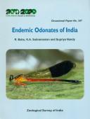 Endemic Odonates of India