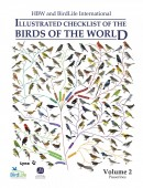 Illustrated Checklist of the Birds of the World. Volume 2 Passerines
