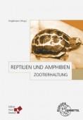 Reptilien und Amphibien Zootierhaltung. Tiere in menschlicher Obhut