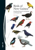 Birds of New Guinea – Including Bismarck Archipelago and Bougainville