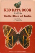 Butterflies of India - Red Data Book Part 2