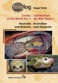 Terralog 5 Schildkröten der Welt 5 Australien und Ozeanien